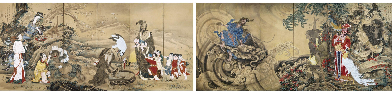 京都市京セラ美術館「京都の美術 250年の夢」