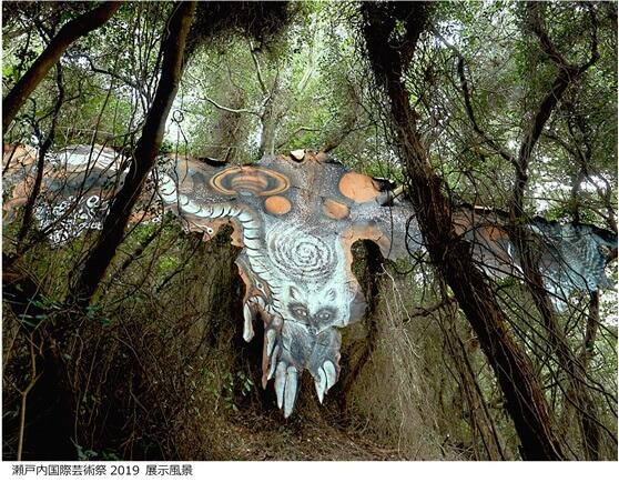 アーティゾン美術館「鴻池朋子 ちゅうがえり」
